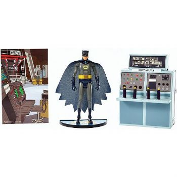 Batman 6-Inch Classic 1966 TV Series: To the Batcave With Batman Figure